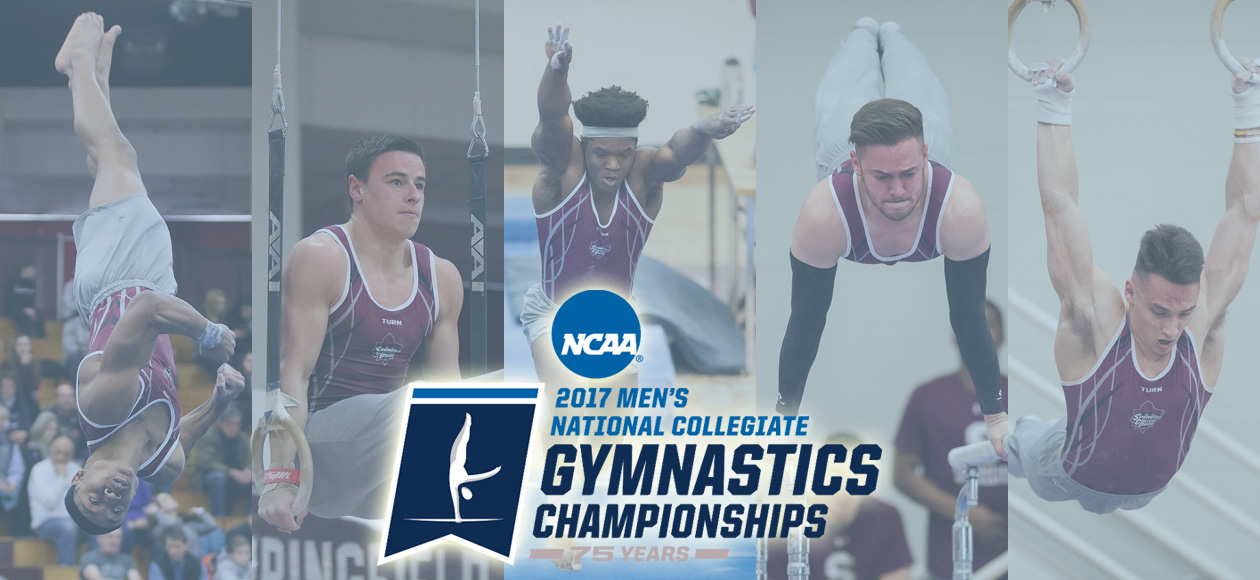 Five Gymnasts To Represent Springfield College at NCAA Championships