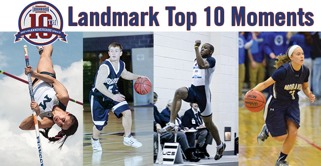 Vote in the Final Round of the Landmark Top Moments for Winter Sports Through February 14