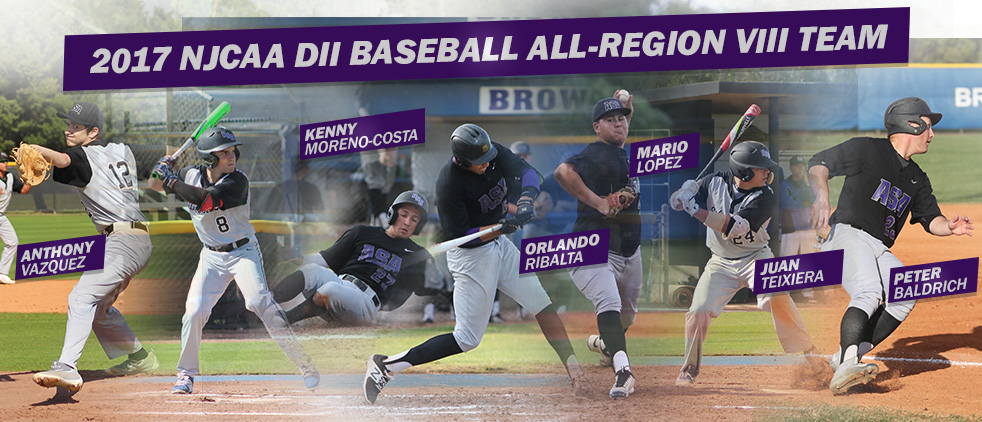Silver Storm Baseball Awarded Seven Selections To All-Region Team