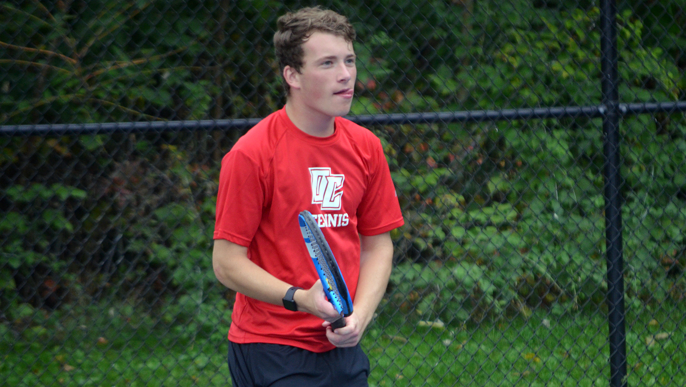 Men's tennis team falls to Indiana-South Bend, 8-1
