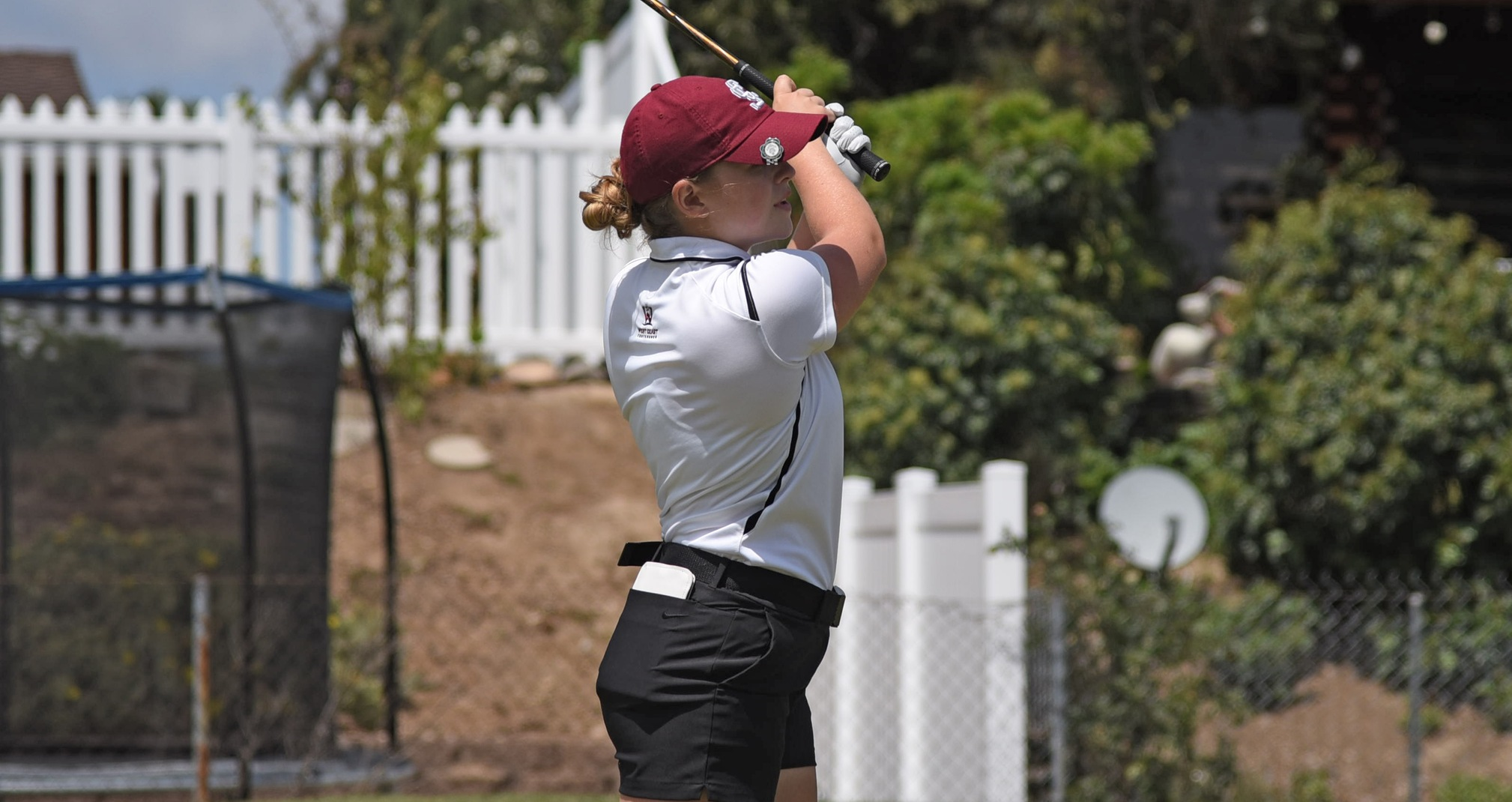 Women's Golf Fifth After Round One Of WCC Championship