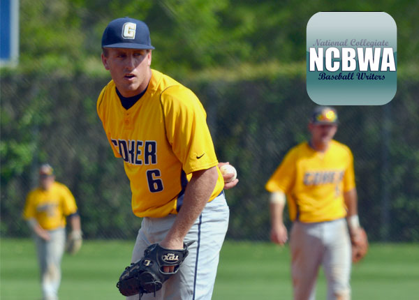 Coker Moves to No. 6 in Southeast Region
