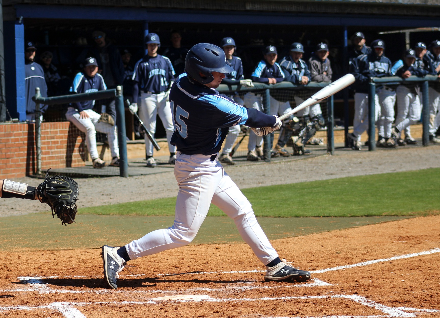 Baseball Earns Second Straight Sweep