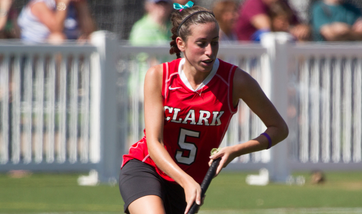 Fish Earns Second Straight NFHCA Scholar Of Distinction Honor