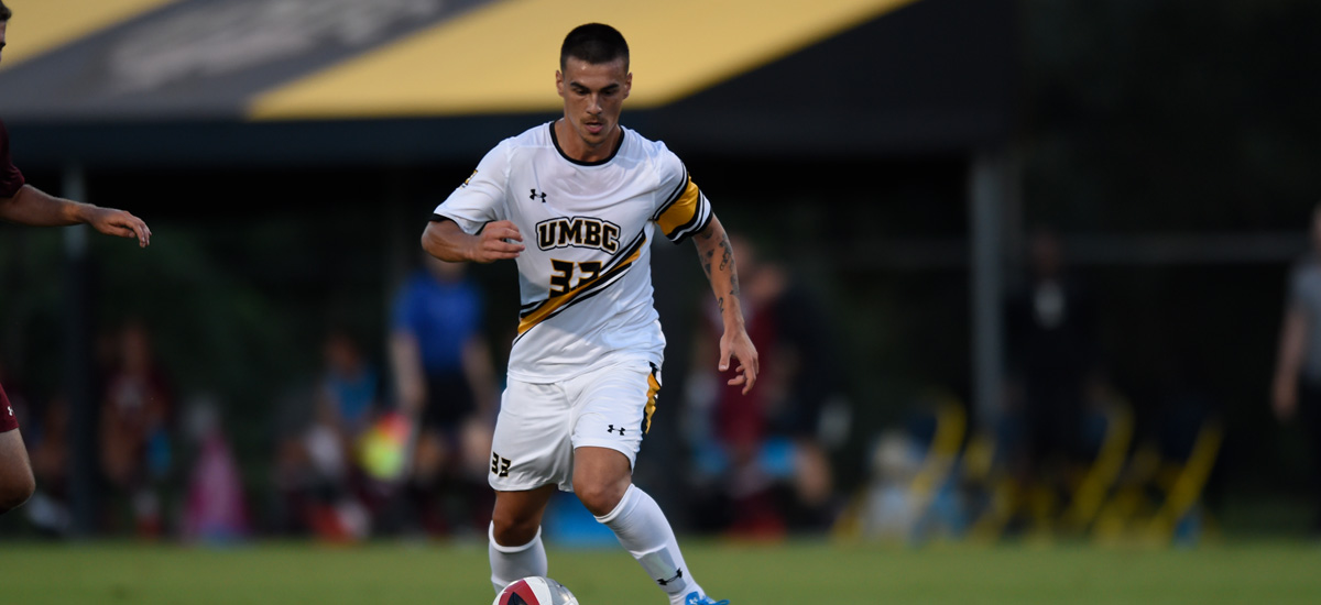 Marconi Leads Men's Soccer in 3-2 Comeback Win Against Rutgers on Monday