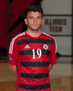 Bartolome named Association of Division III Independents men's soccer Player of the Week
