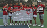 Women's Tennis, Oct 5-6
