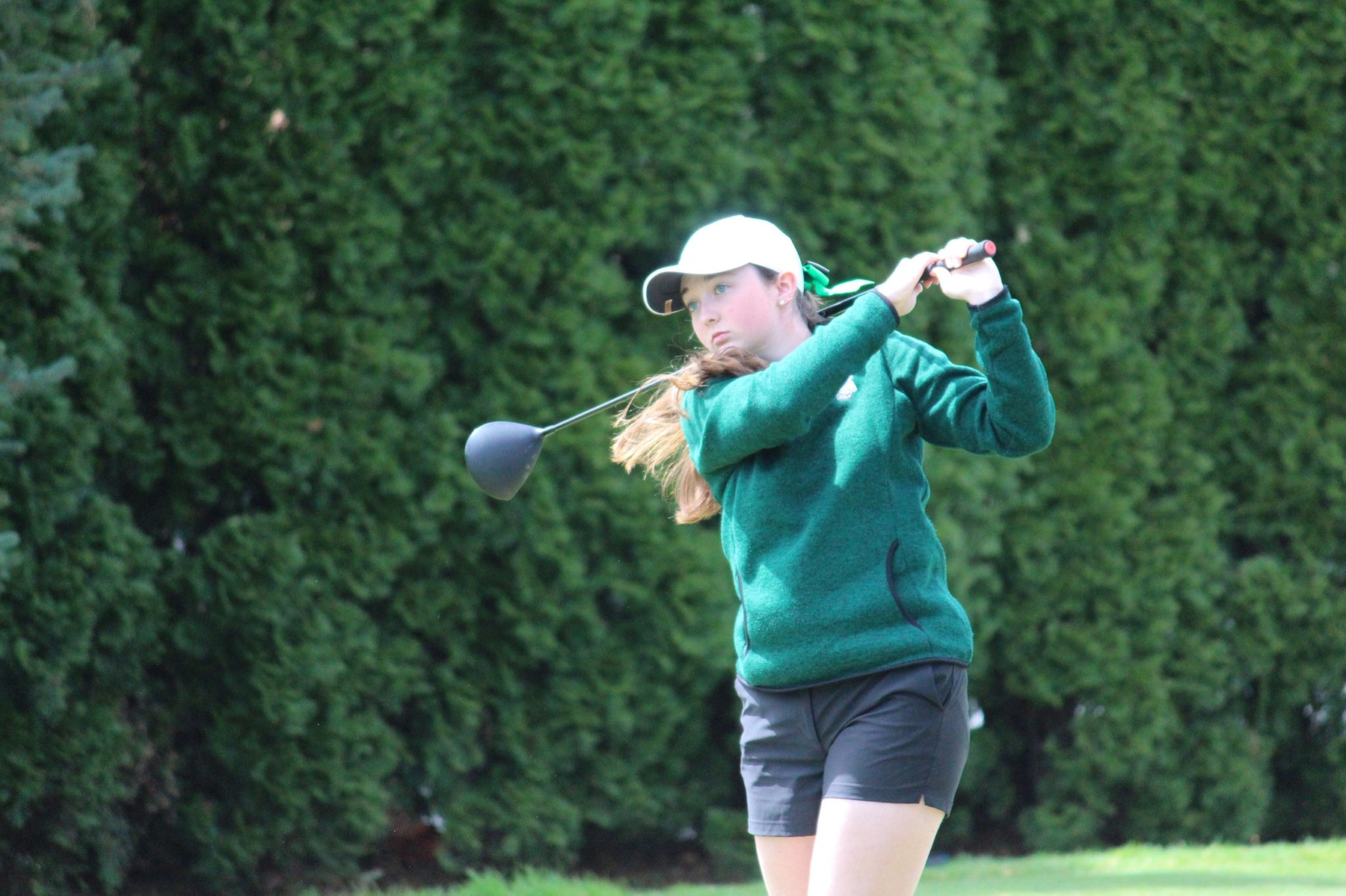 Rentz Tied for Second, Women's Golf Tied for First After Opening Round of McDaniel Spring Invite