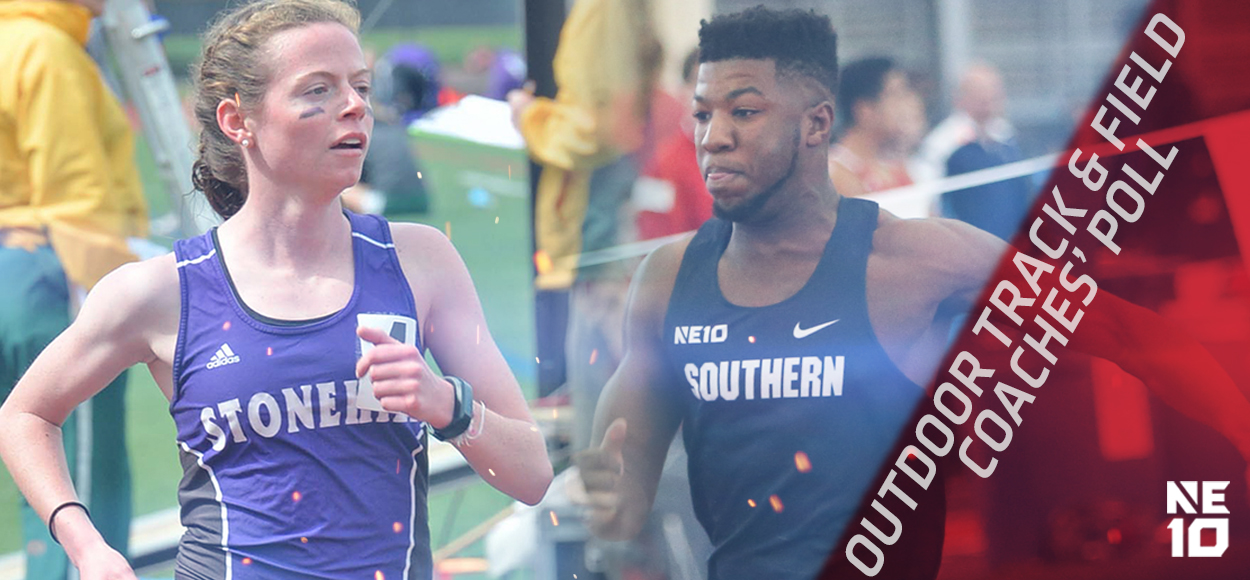 Embrace The Championship: Southern Connecticut Men, Stonehill Women Picked on Top as NE10 Prepares for Outdoor Track & Field Championships