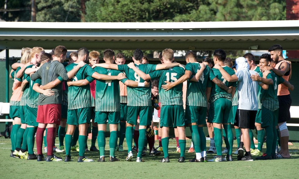 MEN'S SOCCER RETURNS HOME TO OPEN BIG WEST PLAY AGAINST CSUN, UC IRVINE