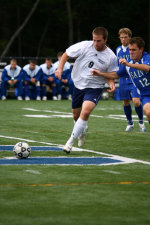 First-year Head Coach Darren Murray Leads Men's Soccer into 2007