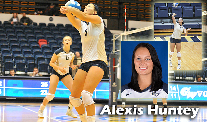 Ferris State Volleyball Adds D1 Transfer & Local Native In Alexis Huntey