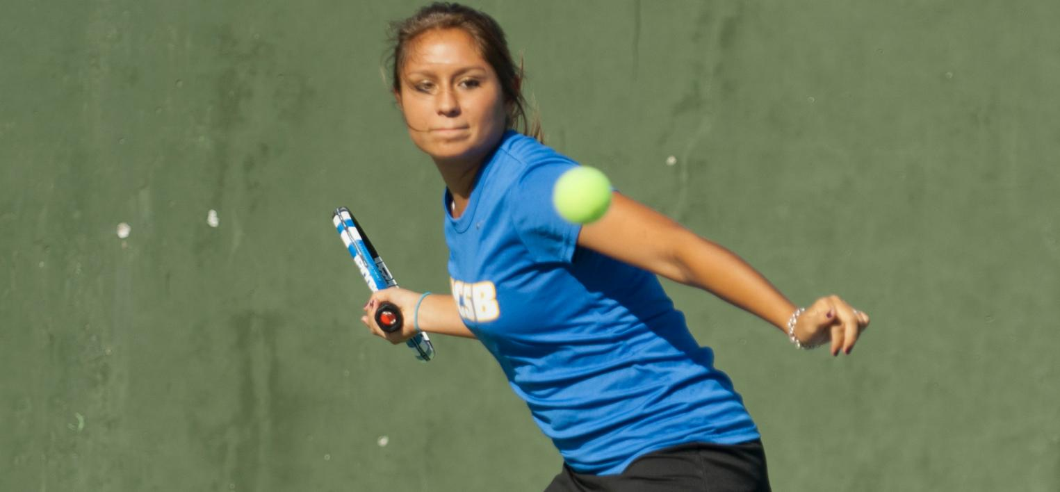 UCSB Battles, But Drops Match at Santa Clara