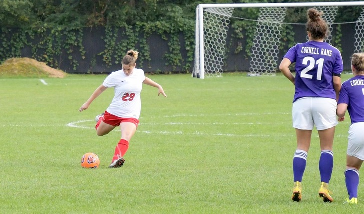 Foresters Held Scoreless at Cornell