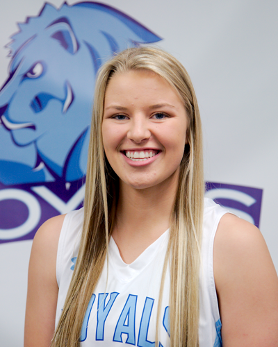 Maara Nelson, Women's Basketball, Freshman, Guard, LRSC