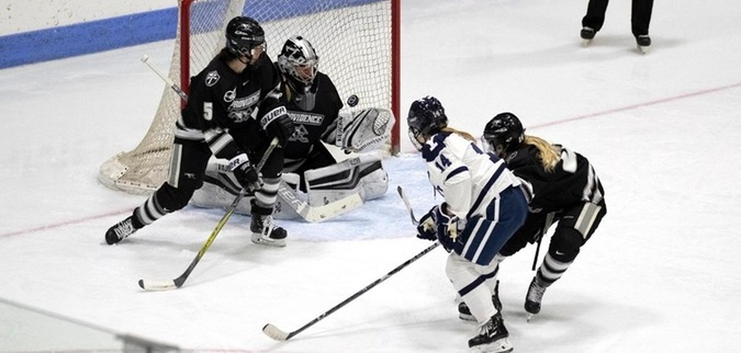 Yale falls short of Nutmeg Classic title game with a loss to Providence