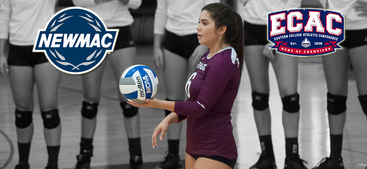 Sanchez Garners Conference and Regional Women's Volleyball Weekly Honors