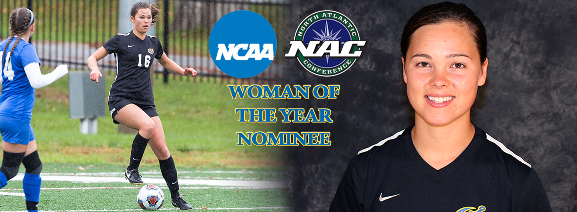 McIntire Nominated for NCAA and NAC Woman of the Year Awards