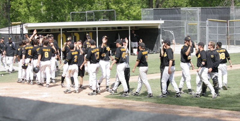 Baseball Suffers Setback to Lewis