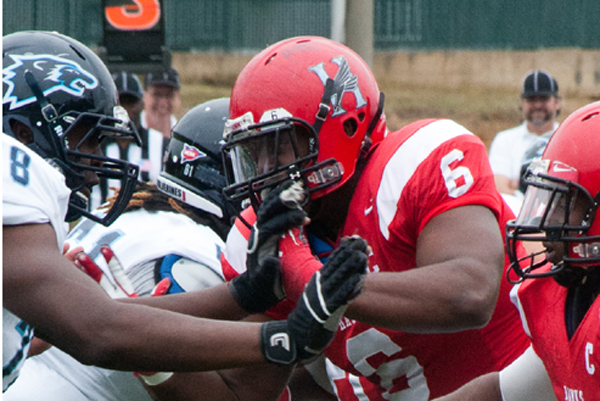 Huntingdon's Chappell named to D3football.com All-American team