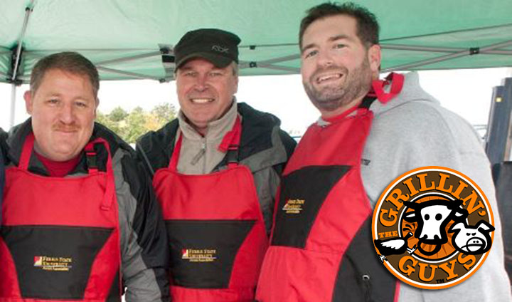 WBBL's The Grillin' Guys Return to Ferris State For Homecoming Celebration