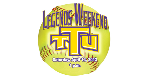 Tech softball team hosts annual Legends Weekend