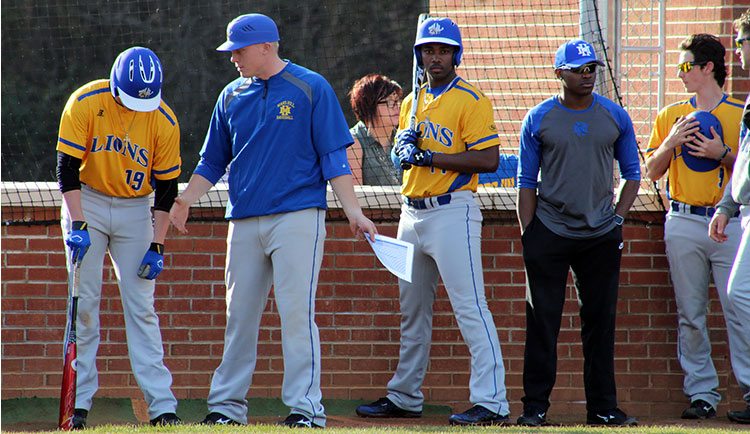 Baseball Earns Fourth Seed in SAC Tournament