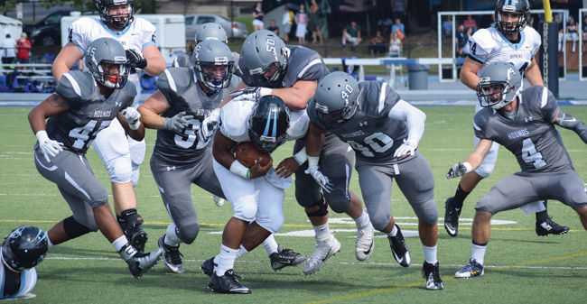 Hounds Head Back on the Road for Centennial Conference Game at Dickinson on Saturday