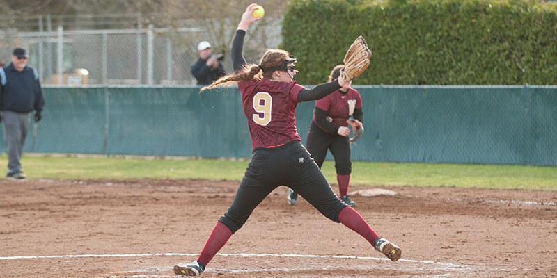 Morgan Penn (Fr., P/1B, Beaverton, OR/Southridge HS)
