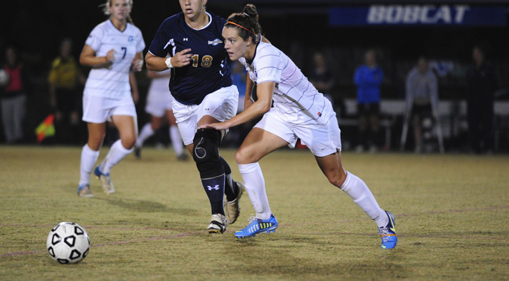 Bobcat Soccer 10th in NCAA Regional Poll