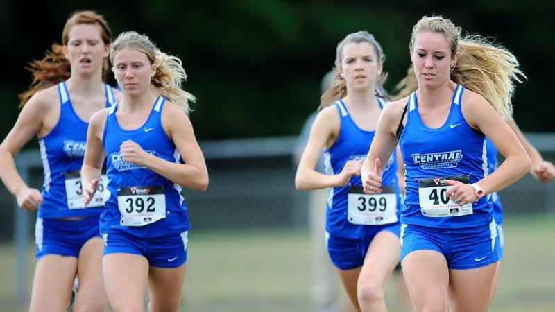 Women 4th at Annual Ted Owen Invite