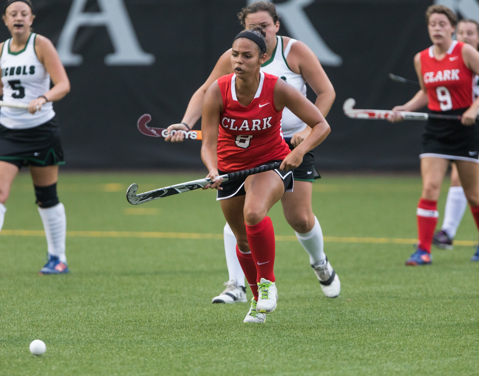 Engineers Charge to Victory Over Field Hockey