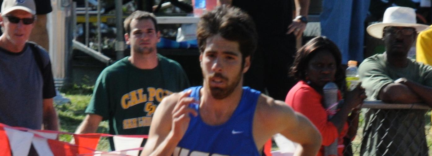 Martin and Scherer Represent UCSB at USA Outdoor National Championships