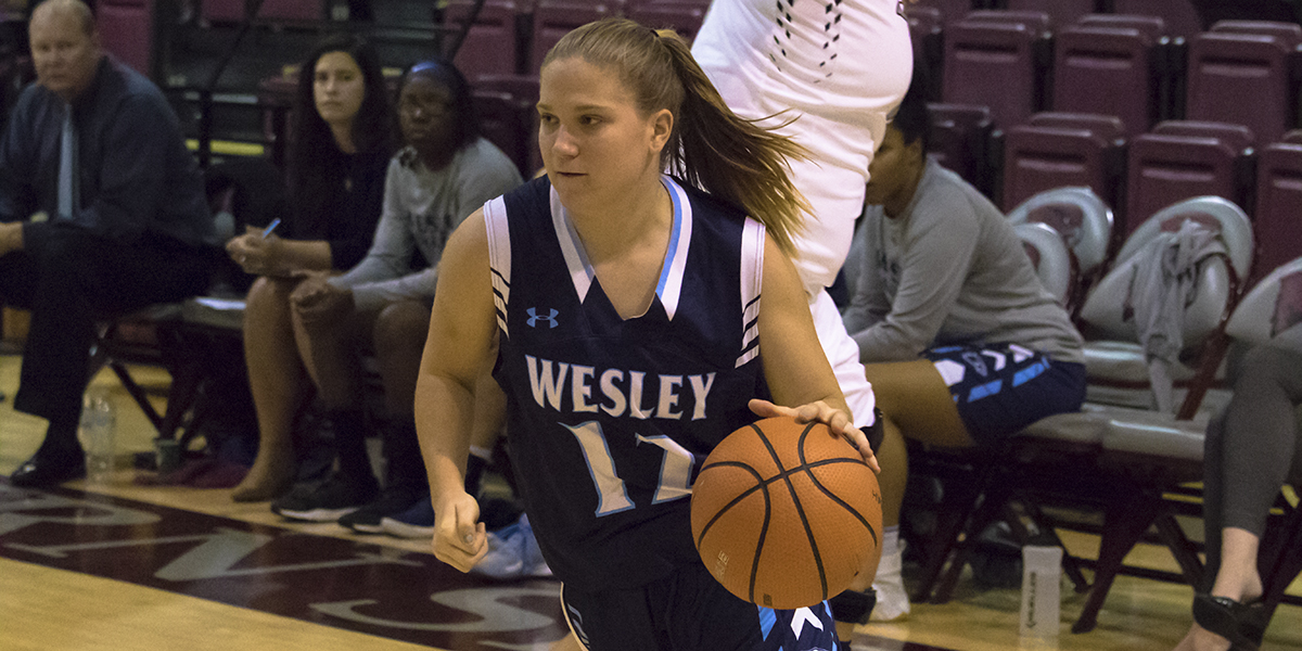 Women's basketball battles Division I Maryland-Eastern Shore