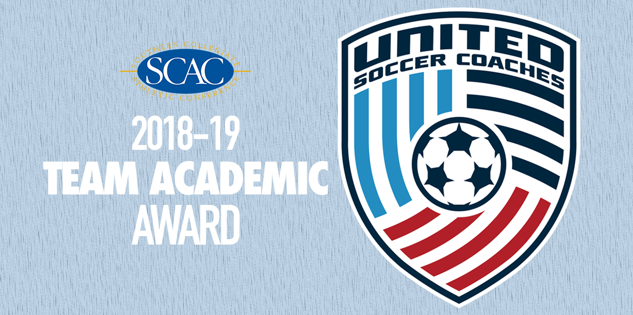 Nine SCAC Soccer Programs Earn USC All-Academic Honors