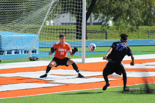 Men's Soccer Falls to Dakota County