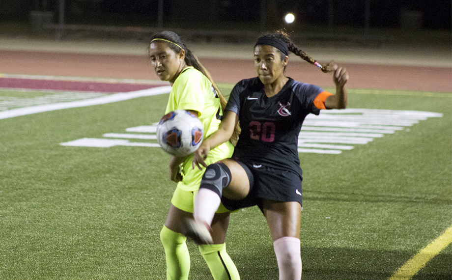 Women's Soccer Falls to Chaffey