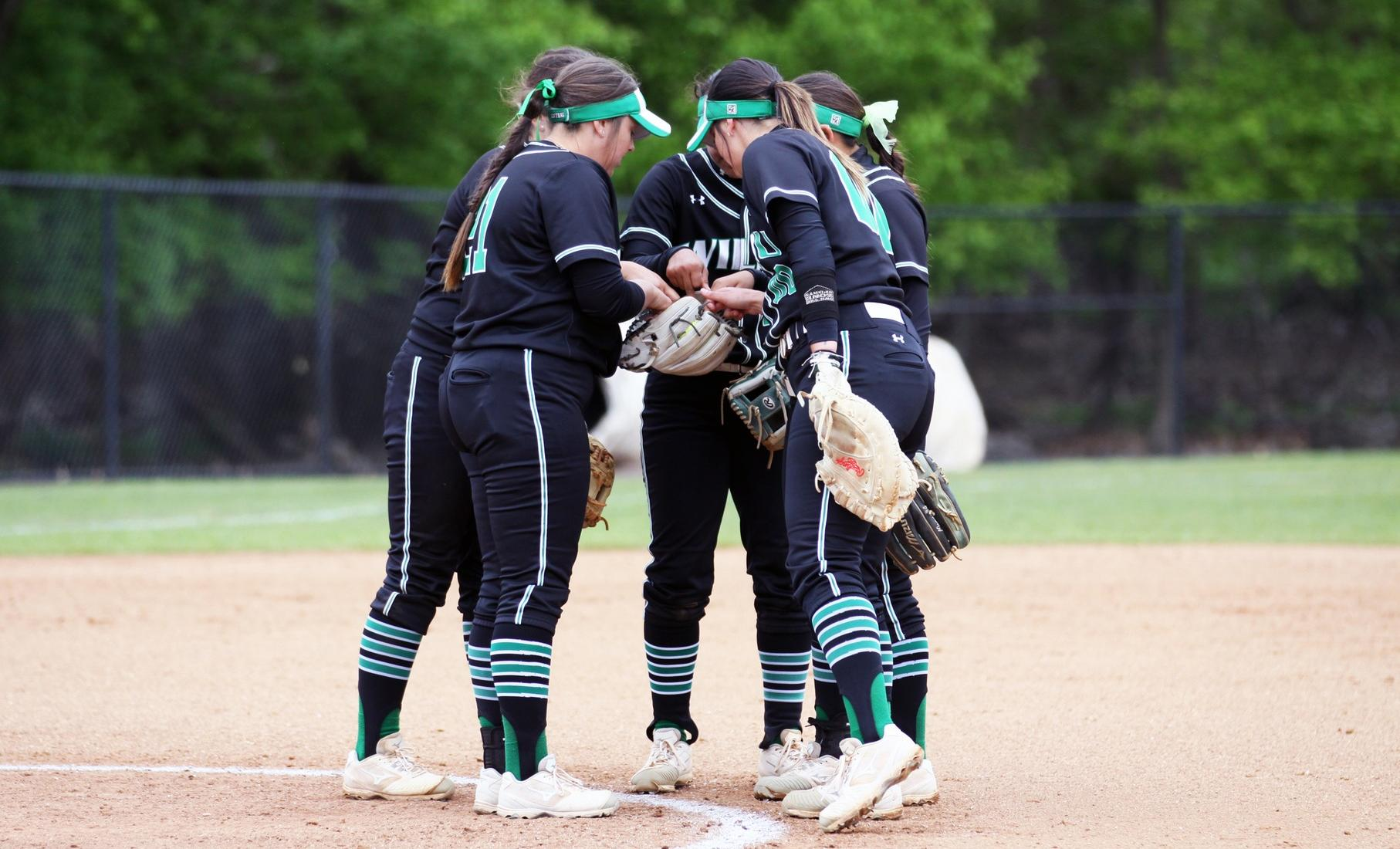 Copyrght 2019; Wilmington University. All rights reserved. Photo by Mary Kate Rumbaugh. May 3, 2019 vs. Georgian Court in CACC Tournament.