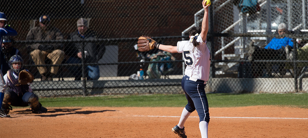 Childs Picks Up Fifth Win In Brewton-Parker Sweep