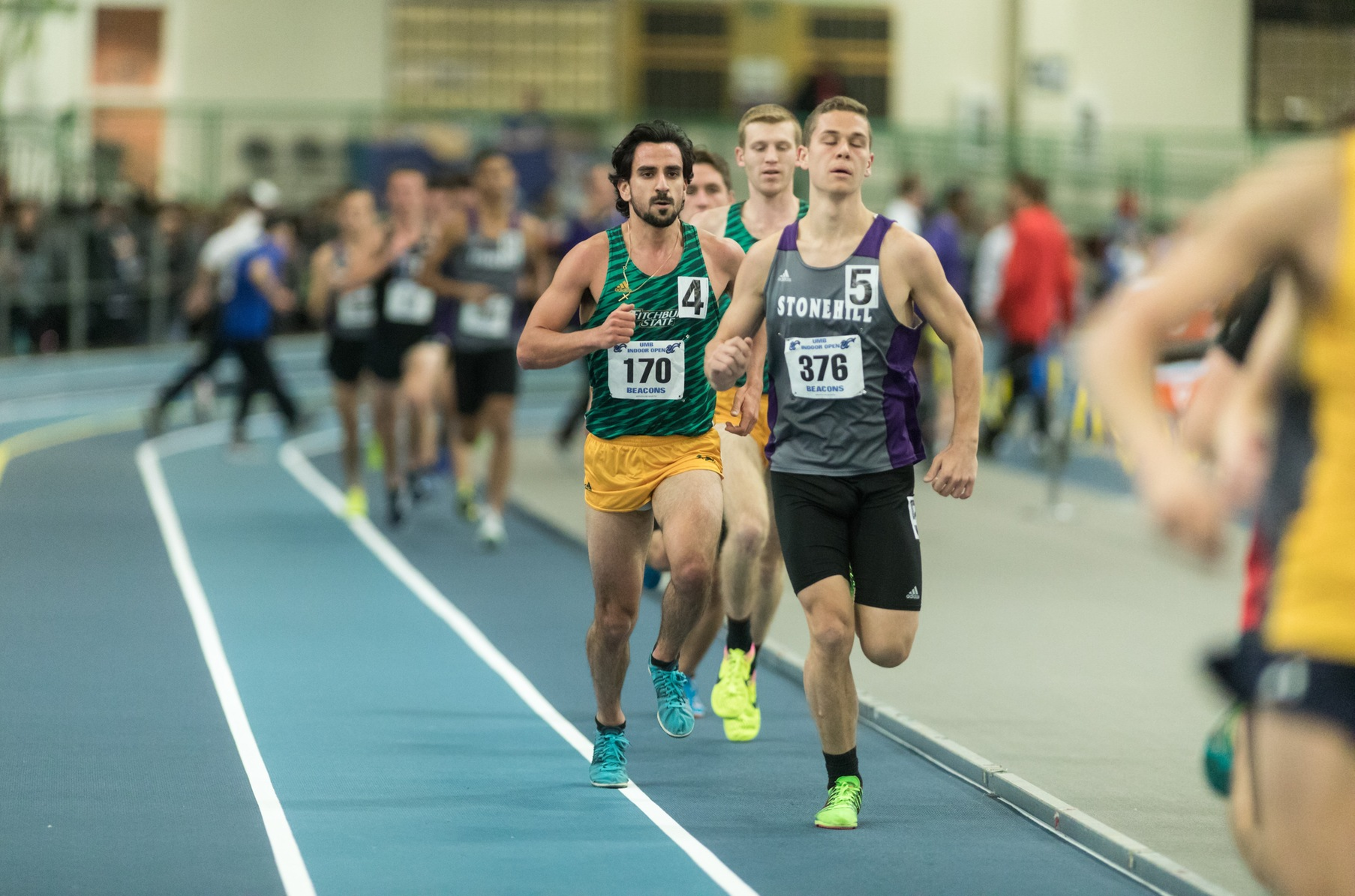 Fitchburg State Excels At Wesleyan And Open NE's