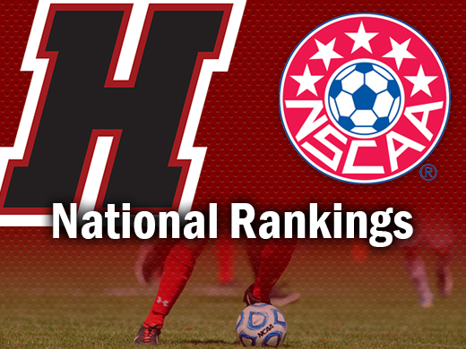 Men's soccer returns to national rankings