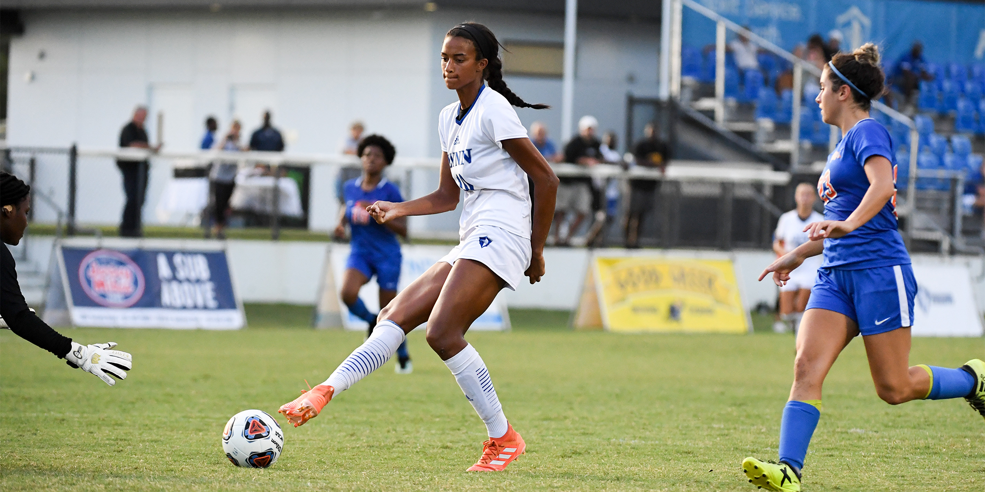 Records Fall for Women's Soccer in 18-0 Win over Florida Memorial