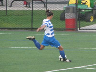 Blue Devils Top Monmouth 3-2 in Women's Soccer on Sunday in New Britain