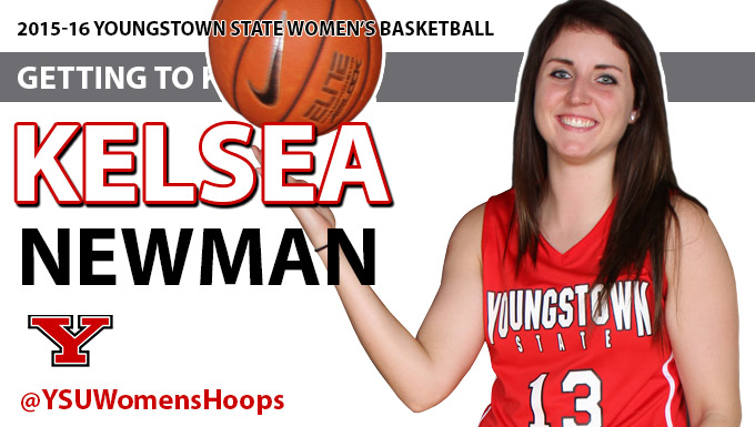 Get to Know Kelsea Newman