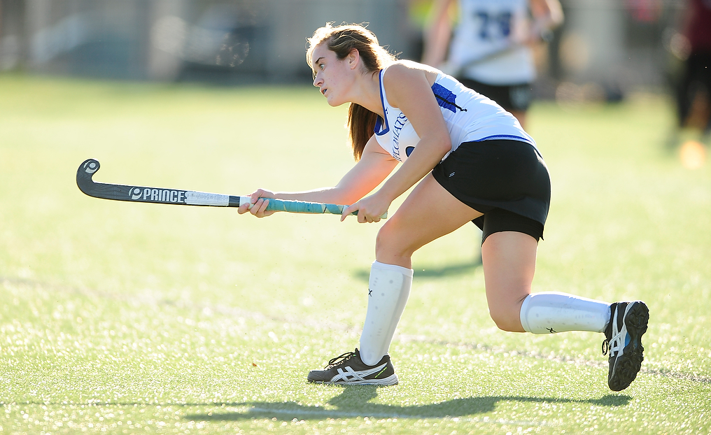 Coverdale Hat Trick Lifts F&M Over Gettysburg