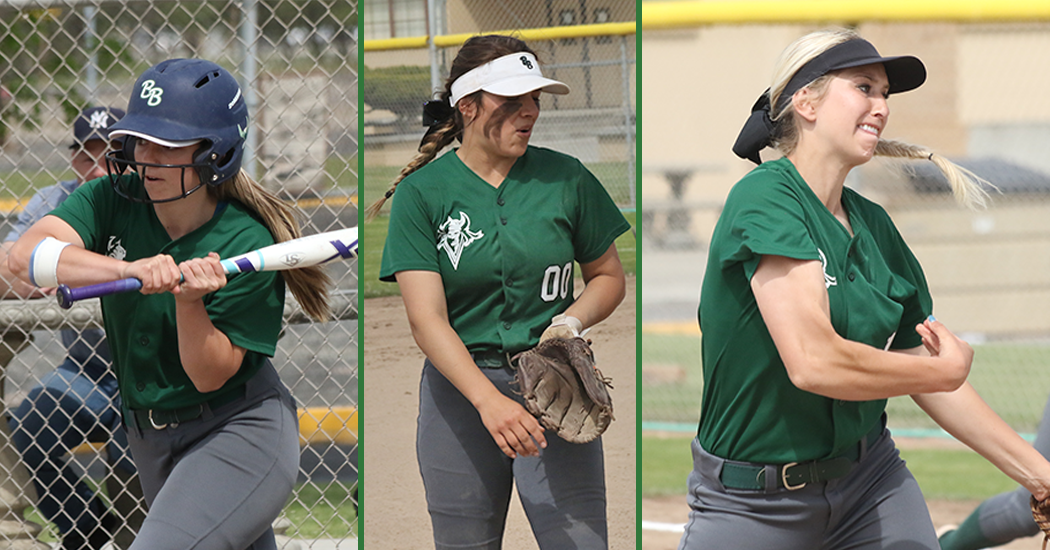 A split with Wenatchee would all but clinch a playoff spot for the Vikings softball team this weekend. Currently, Big Bend is sitting in the 14th spot in the RPI.