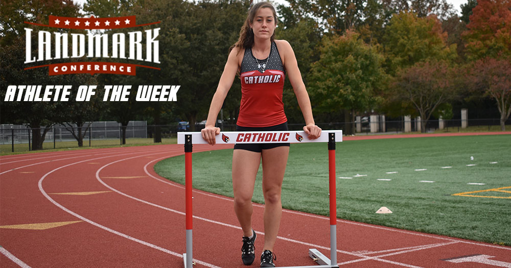 Grabowski Named Landmark Conference Athlete of the Week