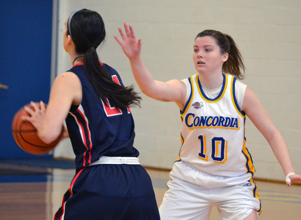 Lady Clippers Drop Road Game, 78-62, Against Nyack