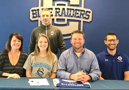 Women's Cross Country Signs Second Local Runner