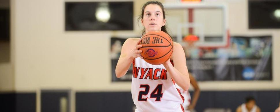 Nyack Basketball Powers Past HFU Tigers In CACC Action, 77-65